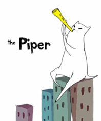 Cat Time Stories - The Piper