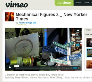 Mechanical Figures - Vimeo